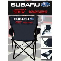 Subaru STI - Chaise Pliante Personnalisée
