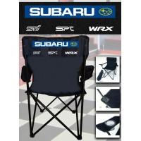 Subaru STI SPT WRX - Chaise Pliante Personnalisée