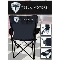 Tesla Motors - Chaise Pliante Personnalisée
