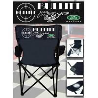 Mustang Bullitt Chaise Pliante Personnalisée