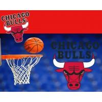 Stickers Autocollant Chicago Bulls