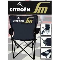 Citroen SM - Chaise Pliante Personnalisée