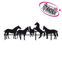 Stickers Chevaux 6