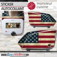 Stickers Autocollants Monsieur Cuisine Connect MCC - USA