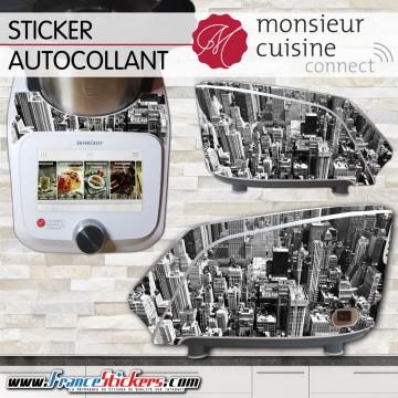 Stickers Autocollants Monsieur Cuisine Connect MCC - New York City