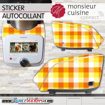 Stickers Autocollants Monsieur Cuisine Connect MCC - Vintage année 60