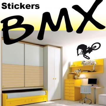 Stickers autocollant Ado BMX