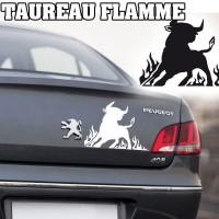 Taureau Flamme 2