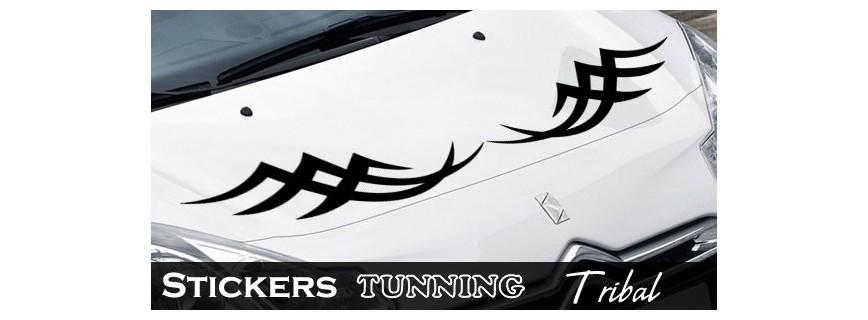 Stickers tuning un look d 39 enfer pour votre voiture pas - Site de stickers pas cher ...