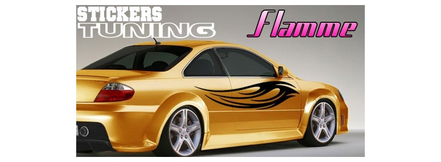 Tuning Flamme