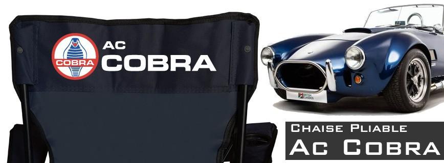 Ac Cobra - Chaise Pliable Personnalisée