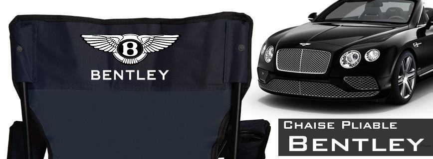Bentley - Chaise Pliable Personnalisée