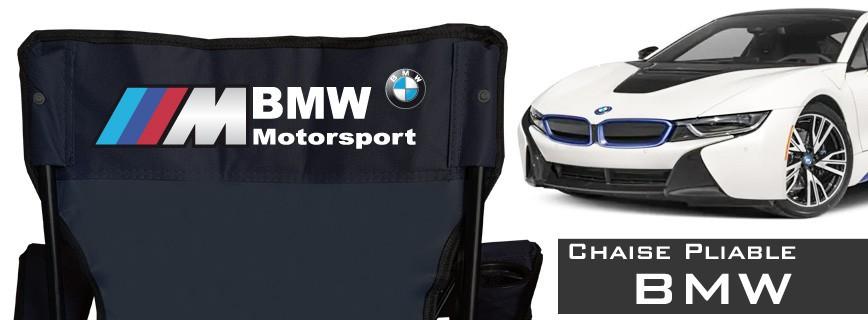BMW - Chaise Pliable Personnalisée