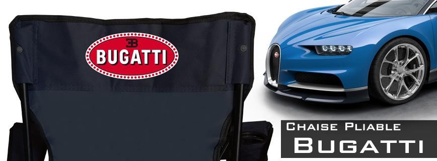 Bugatti - Chaise Pliable Personnalisée