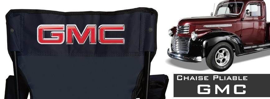 GMC - Chaise Pliable Personnalisée