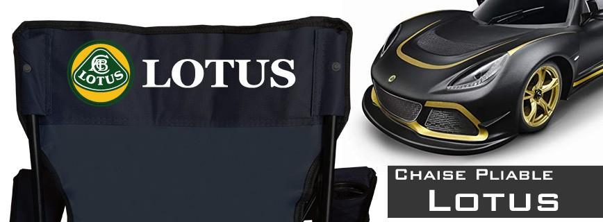 Lotus - Chaise Pliable Personnalisée