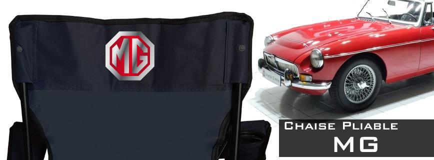 MG - Chaise Pliable Personnalisée