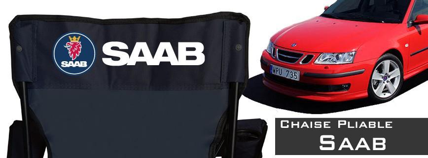 Saab - Chaise Pliable Personnalisée