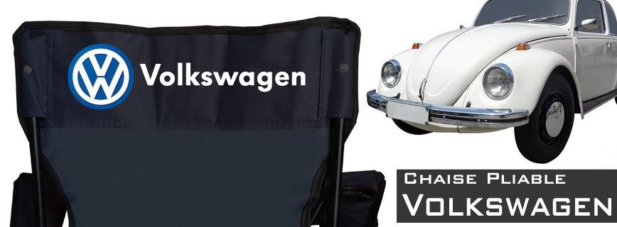 Volkswagen - Chaise Pliable Personnalisée