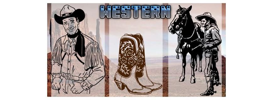 stickers Western