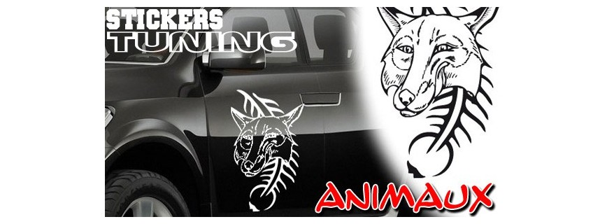 Tuning Animaux