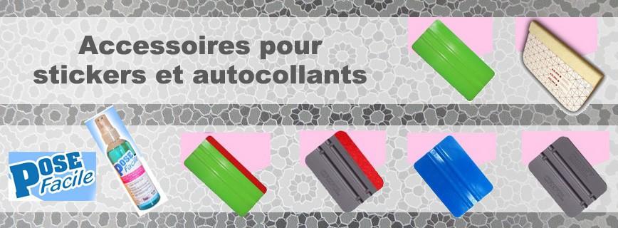 Accessoires Pour Stickers Autocollants